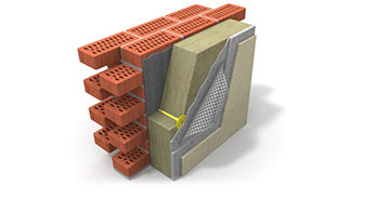 Системы фасадной теплоизоляции