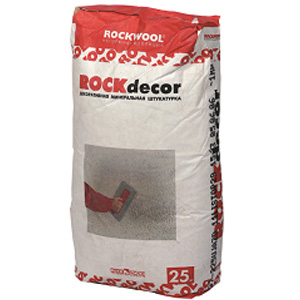 Rockwool Rockdecor S(короед)
