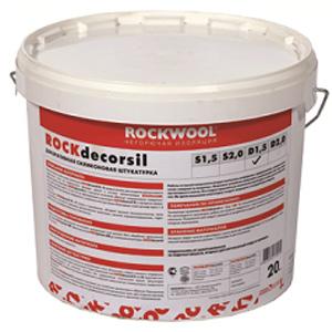 Rockwool Rockdecorsil D(шуба)